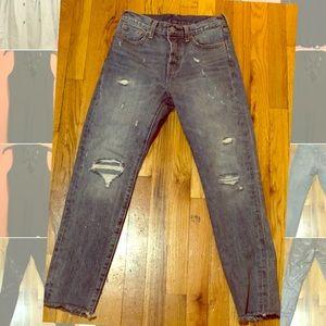 Levi Highwaisted Jeans